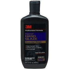 Show details of 3M Imperial Hand Glaze 39007, 16 fl oz.