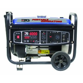 Show details of Eastern Tools & Equipment TG4000 4,000 Watt 6.5 HP 210cc 4-Cycle OHV Gas Powered Portable Generator (Non-CARB Compliant).