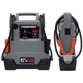 Show details of DSR ProSeries Heavy-Duty Jump Start - 2200 Amp, For 12V Batteries, Model# PSJ-2212.