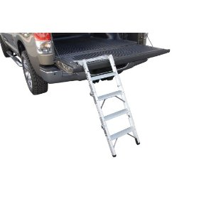 Show details of Westin 10-3000 Truck-Pal Tailgate Ladder.