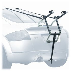 Show details of Allen Deluxe 2-Bike Trunk Mount Rack.