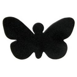 Show details of Butterfly Silhouette Antenna Topper.