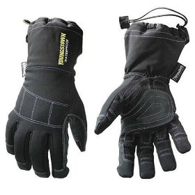Show details of Youngstown Glove Co. 05-3430-80-M Waterproof Gauntlet XT Performance Glove Medium, Black.