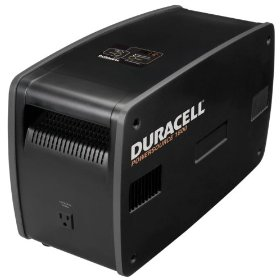 Show details of Duracell 852-1807 1800 Watt Five Outlet Rechargeable PowerSource Inverter.