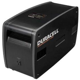 Show details of Duracell 852-1807 1800 Watt Five Outlet Rechargeable PowerSource Inverter.