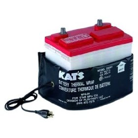 "Show details of Kats 22100 60 Watt 28"" Battery Thermal Wrap."