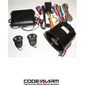 Show details of CODE ALARM CA100 Car Alarm Remote Control Transmitter with Anti-Hijacking.