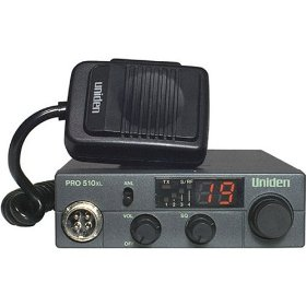 Show details of Uniden PRO510XL CB Radio.