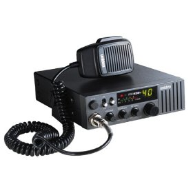 Show details of Uniden PRO538W Pro Series 40-Channel CB Radio.