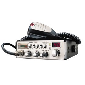 Show details of Uniden Bearcat PC68XL Pro Series 40-Channel CB Radio.