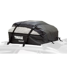 Show details of Thule 867 Tahoe Rooftop Cargo Bag.