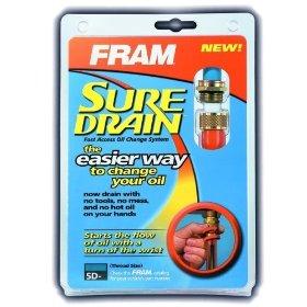 Show details of Fram SD2 Drain Plug.