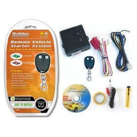 Show details of Bulldog Do It Yourself Remote Starter.