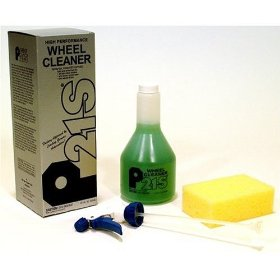 Show details of P21S High Performance Wheel Cleaner Kit, 500 ml Pump Spray.
