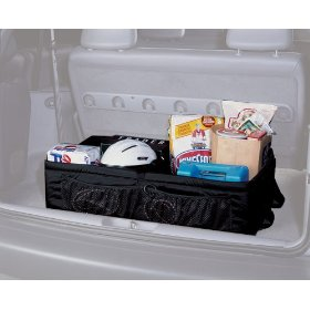 Show details of Highland 95025 Turbo Trunk Cargo Organizer.