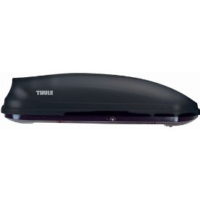 Show details of Thule 603 Ascent 1500 Rooftop Cargo Box (Black).