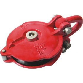Show details of BullDog Winch AccessorySnatch Pulley Block Heavy Duty - 24,000lb Max/ 9,000lb Working Load Capacity.