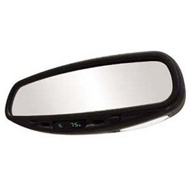 Show details of CIPA 36500 Auto Dimming Mirror w/Compass, Temp & Light.