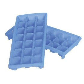 Show details of Camco Manufacturing Inc. 44100 Mini Ice Cube Trays - 2 Piece.