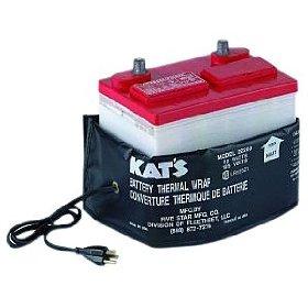 "Show details of Kats 22200 80 Watt 36"" Battery Thermal Wrap."