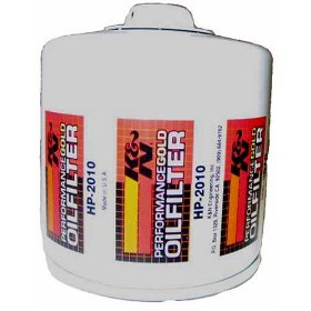 Show details of K&N HP-2010 Oil Filter.