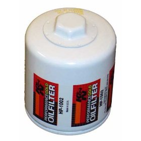 Show details of K&N HP-1002 Oil Filter.