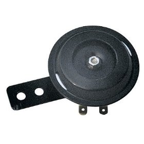 Show details of WOLO 2602T Disc Horn Mini Loud Black.