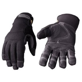 Show details of Youngstown Glove Co. 03-3450-80-S Waterproof Winter Plus Performance Glove Small, Black.