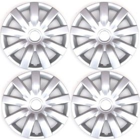 Show details of Set of Four Replica 2004 - 2006 15 inch Toyota Camry Hubcaps - Wheel Covers.