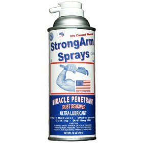 Show details of StrongArmSprays Conditioning Fluids.