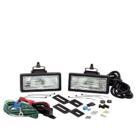 Show details of KC HiLiTES 517 2x6 55-Watt Halogen Back Up/Flood Light System.