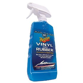 Show details of Meguiar's M5716 Boat/RV Vinyl & Rubber Cleaner/Conditioner - 16 oz..