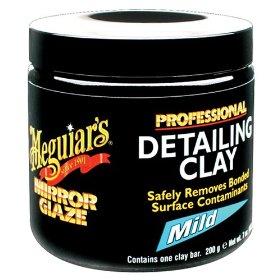 Show details of Meguiar's C-2000 Professional Detailing Clay, Mild.