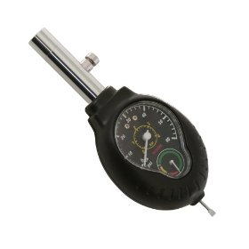 Show details of Accutire MS-6011 Mechanical Tire Gauge 0 - 60 PSI w/ Tread Depth.