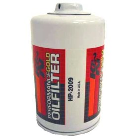 Show details of K&N HP-2009 Oil Filter.