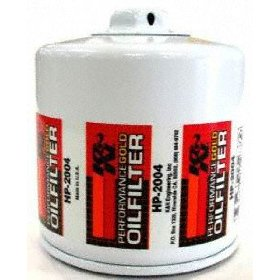 Show details of K&N HP-2004 Oil Filter.