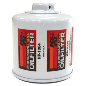 Show details of K&N HP-1004 Oil Filter.