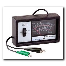 Show details of Actron CP7605 Dwell/Tachometer/Voltmeter Analyzer.