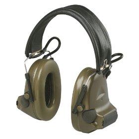 Show details of Peltor MT15H69FB-09 Com-Tac II Headset.