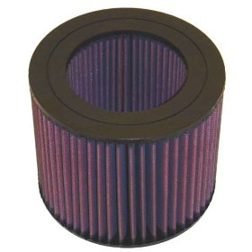 Show details of K&N E-2443 Replacement Air Filter.