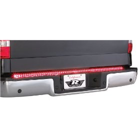 """Show details of Rampage 960135 49"""" LED Tailgate Light Bar."""