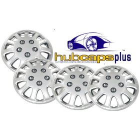 Show details of Set of Four Replica 1993 - 1997 14 inch Toyota Corolla Hubcaps - Wheel Covers.