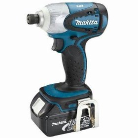 Show details of Makita BTD141 18-Volt Lithium Ion Cordless Impact Driver Kit.