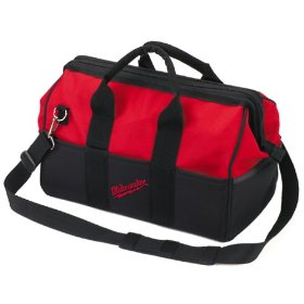 Show details of Milwaukee 48-55-3490 Contractor Bag.