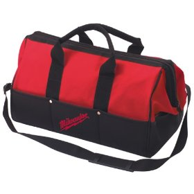 Show details of Milwaukee 48-55-3510 Contractor Bag.