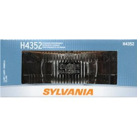 Show details of Sylvania H4352 Standard Halogen Sealed Headlamp.