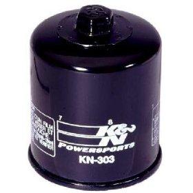Show details of K&N KN-303 Oil Filter.