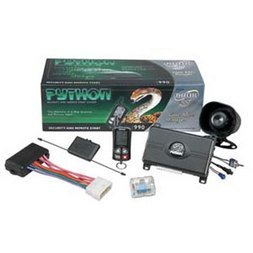 Show details of Python 990 2-way Security System/remote Start with SST Technology.