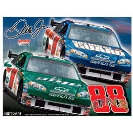 Show details of Dale Earnhardt Jr 88 Car Ultra Decal.