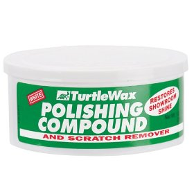 Show details of Turtle Wax T-241A White Polishing Compound Paste. 10.5.